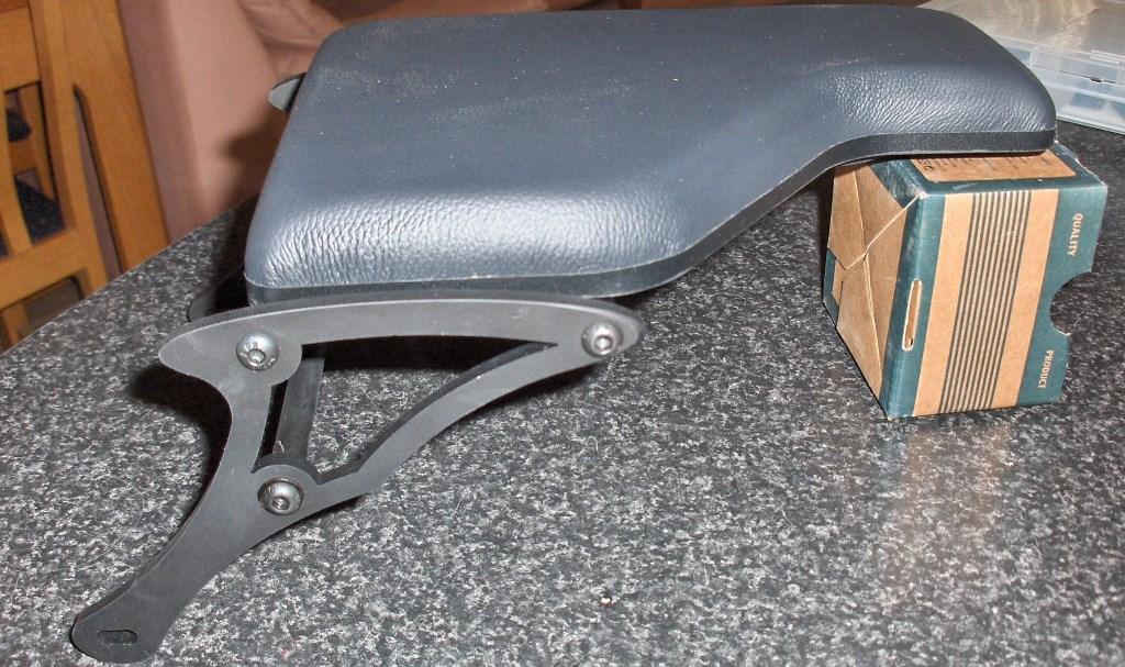 Southernboy's BMW Z3 Armrest (non-OEM Cupholder Version)