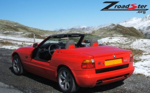 BMW Z1 (E30) March 1989 to June 1991