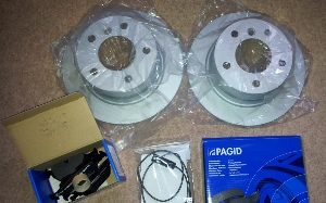 How to Replace Your Brake Discs by Mike Fishwick