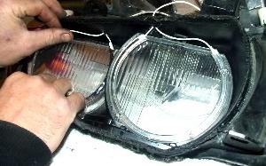 BMW Z3 Detango Headlights and Halos added