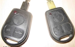 BMW Z3 New Remote Key Cases