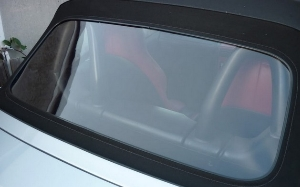 BMW Z3 Rear screen replacement