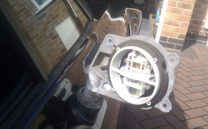 BMW Z3 Mirror Base Refurbishment
