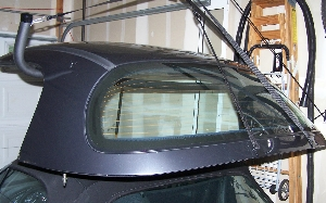 Bmw Z3 Hard Top Fitting 1996 To 2002 Bmw Z1 Z4 Z8 Z3