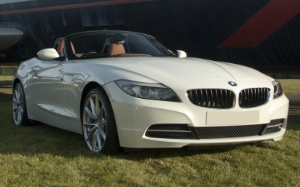 BMW Z4 (E89) Coupe-convertible 2008 onwards