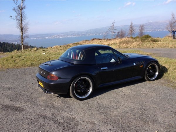 Bmw Z3 Lowered Www Pixshark Com Images Galleries With