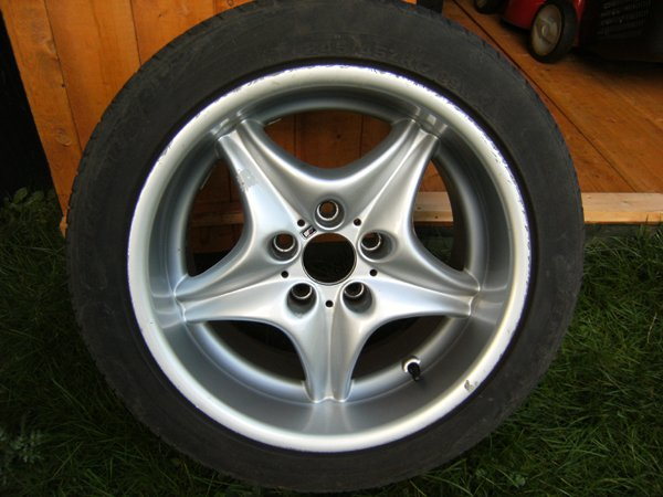 Archived 7 X Z3m Roadster Wheels For Sale Bmw Z1 Z4 Z8