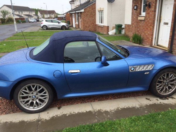 For Sale Quick Sale Z3 2 2 Estoril Blue Sport 2002