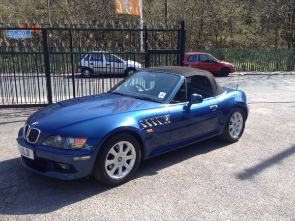 greetings from another later life z3 owner bmw z1 z4 z8 z3 forum and technical database. Black Bedroom Furniture Sets. Home Design Ideas