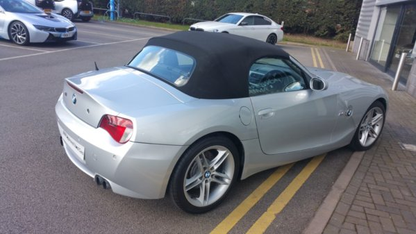 new owner from the midlands bmw z1 z4 z8 z3 forum and technical database. Black Bedroom Furniture Sets. Home Design Ideas