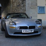 Bmw Z8 Replica Kit Using A Bmw Z4 Roadster As A Base Bmw