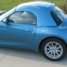 BMW Z4 Hardtop Retrofit Kit LHD & RHD