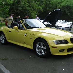 dakar yellow z3 2 3 bmw z1 z4 z8 z3 forum and technical database. Black Bedroom Furniture Sets. Home Design Ideas