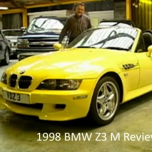 1998 BMW Z3 M Review