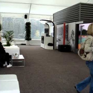 Last ones in the VIP lounge Spa-Francorchamps 2011
