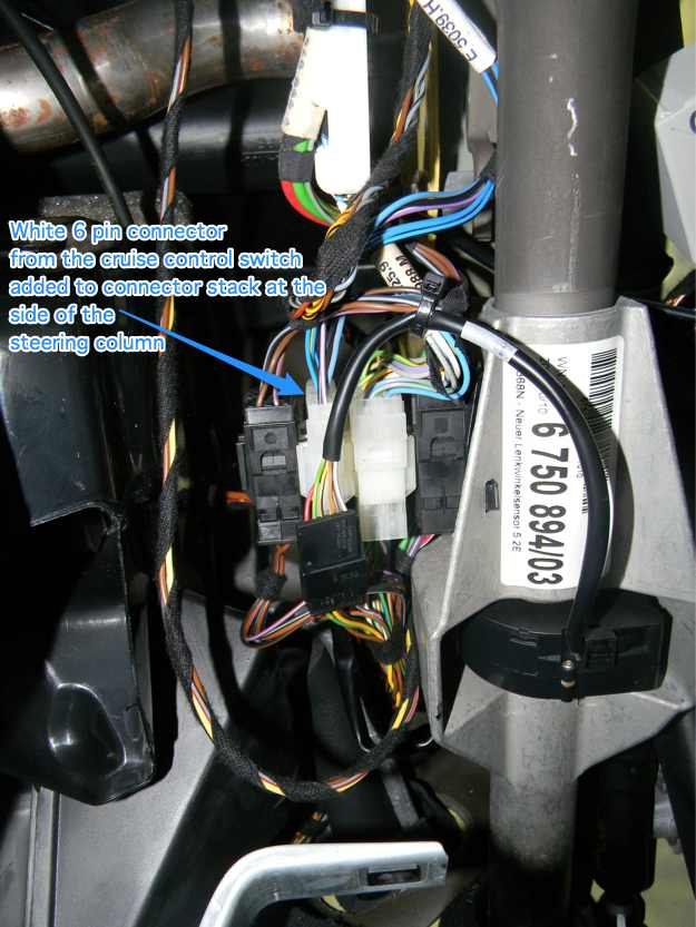 Bmw Z3 M54 Cruise Control Retrofit Bmw Z1 Z4 Z8 Z3