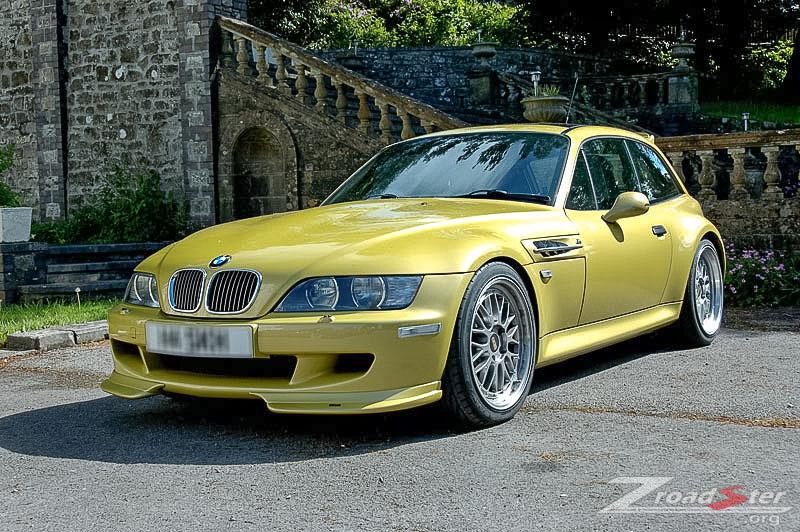 Phoenix Yellow Z3m Coupe Bmw Z1 Z4 Z8 Z3 Forum And