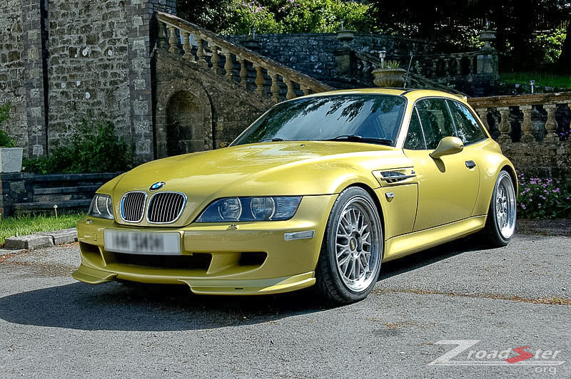 Phoenix Yellow Z3m Coupe Bmw Z1 Z4 Z8 Z3 Forum And