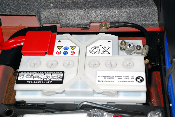 Battery Maintenance And Problems By Mike Fishwick Bmw Z1