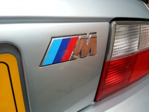 Refurbished M Badge