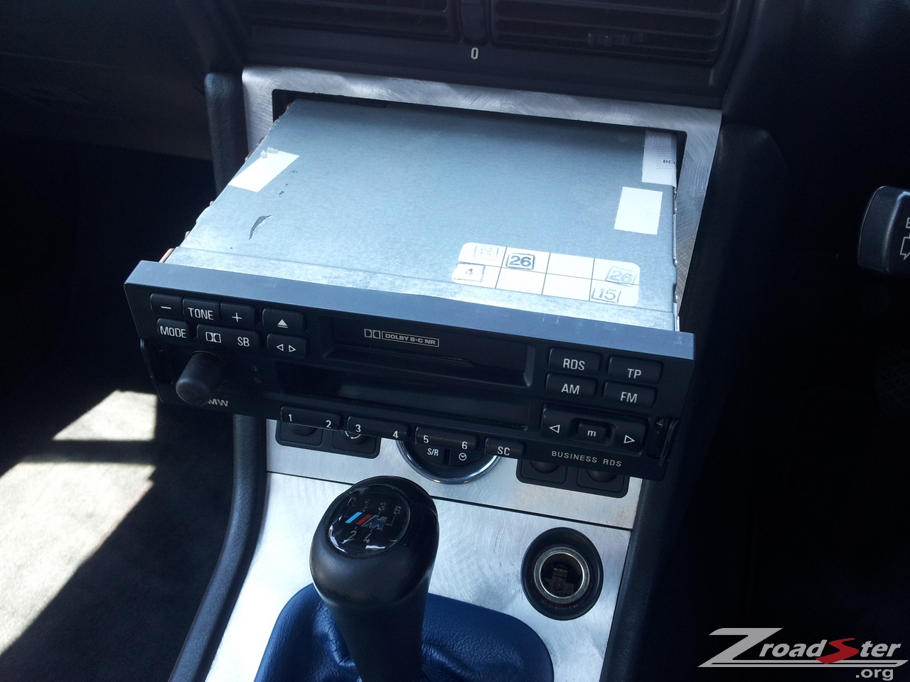 Bmw Z3 Radio Head Unit Removal And Replacement